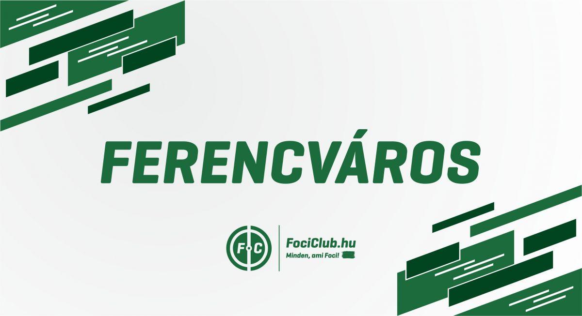 BL: megvan a Ferencváros programja | Fociclub